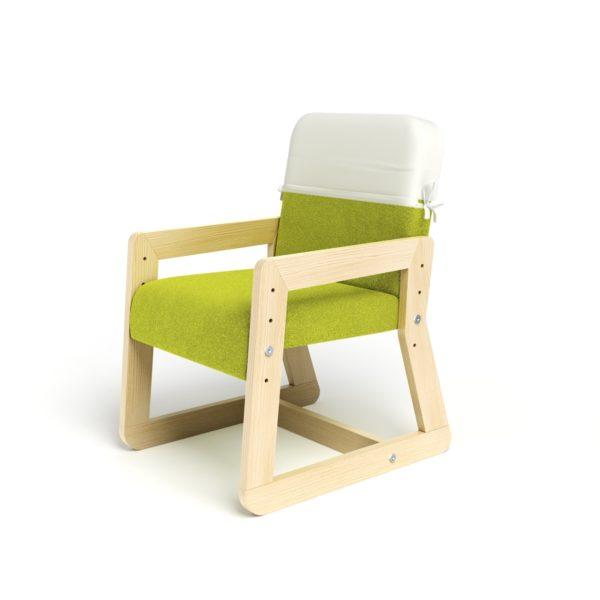 Scaun reglabil copii lemn masiv
