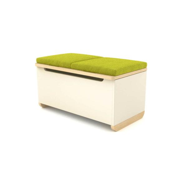 Cutie lemn pentru jucarii