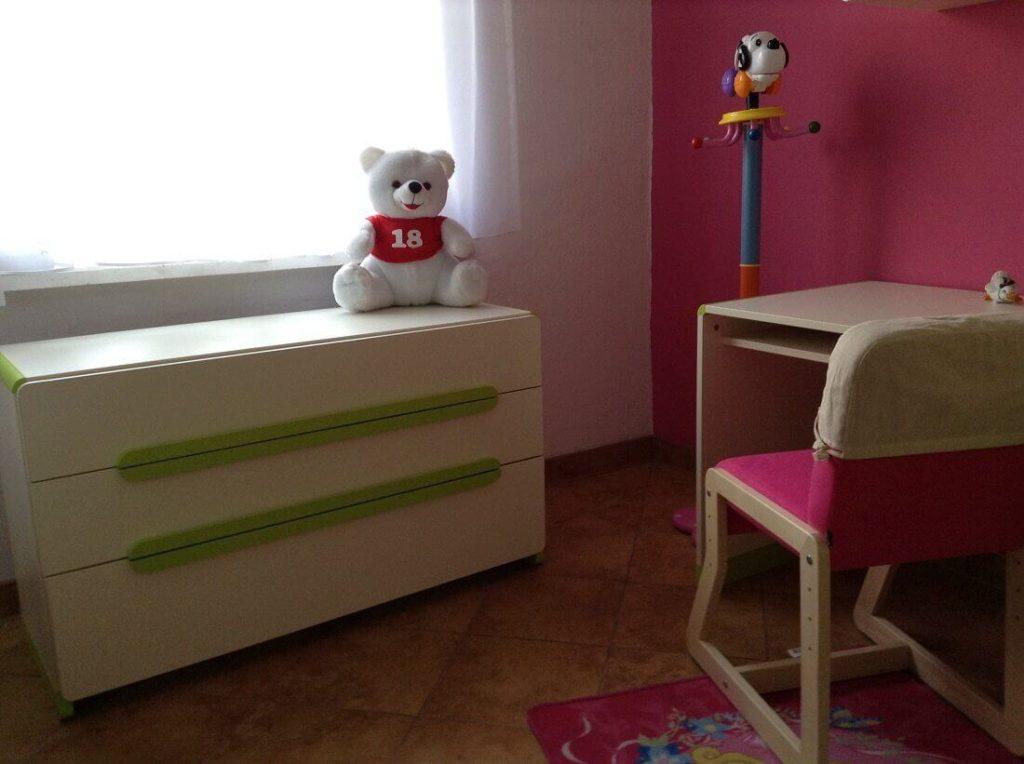 comoda camera copii