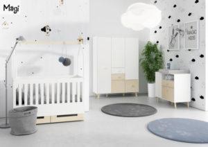 mobila bebe design scandinav