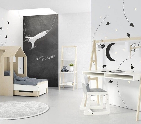 mobila design scandinav