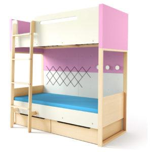pat supraetajat pentru copii
