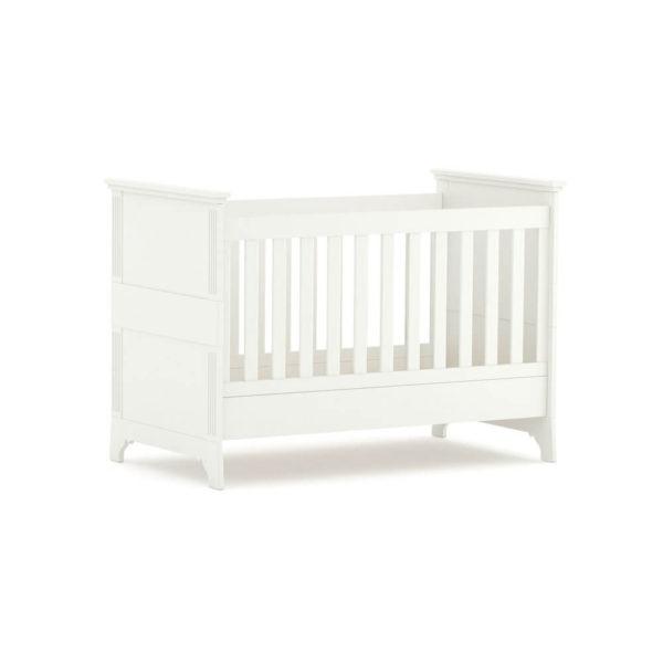 patut bebe transformabil alb