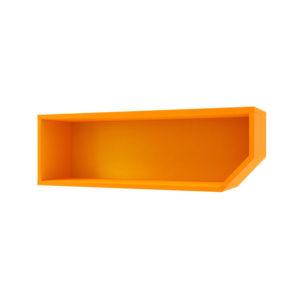 raft portocaliu