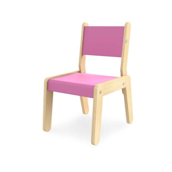 scaunel lemn masiv