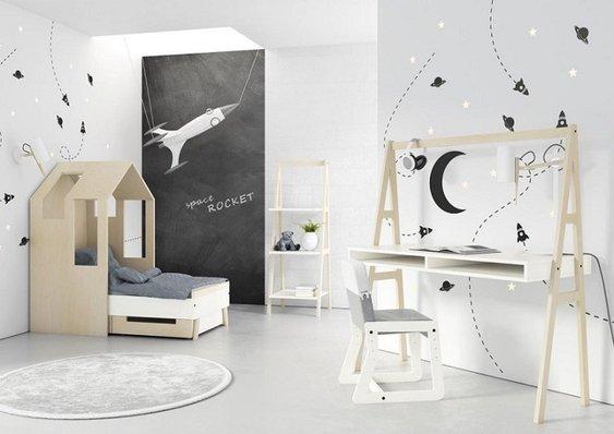 mobilier scandinav copii