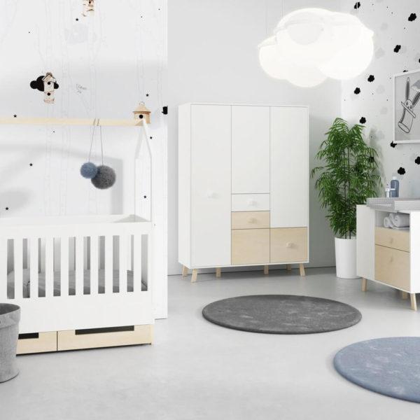 set camera bebe design scandinav