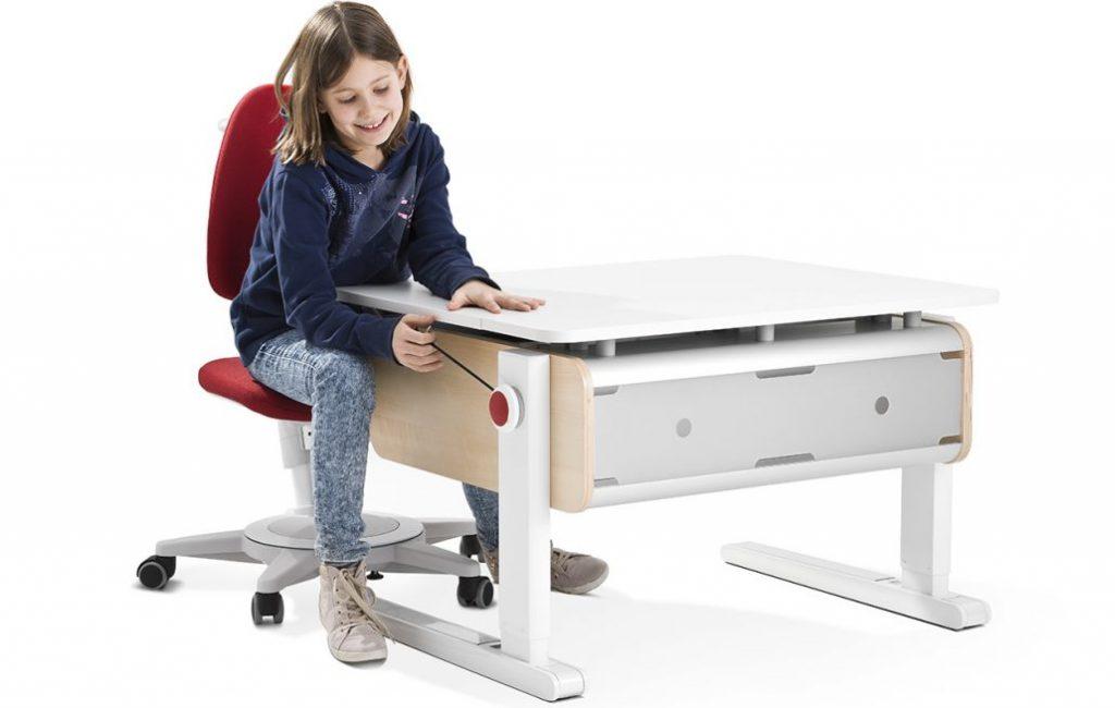 birouri reglabile copii