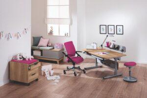 birou reglabil pentru copii
