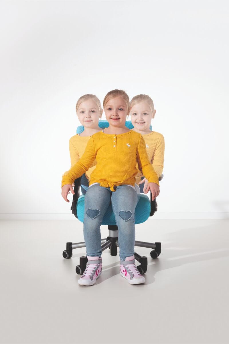 scaun ergonomic de copii