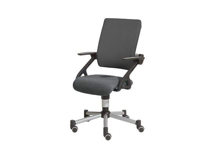 scaun negru reglabil copii